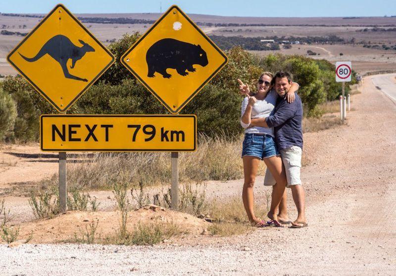 Australian Working Holiday Visa