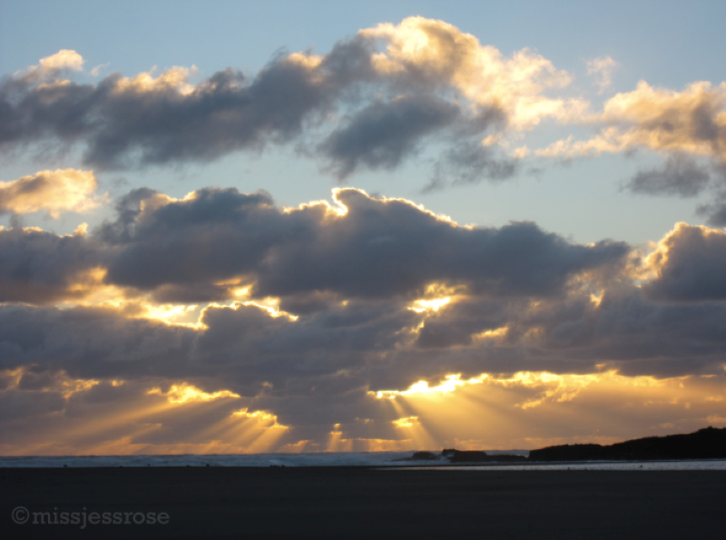 Travel Photo Roulette Karekare Beach New Zealand - missjessrose
