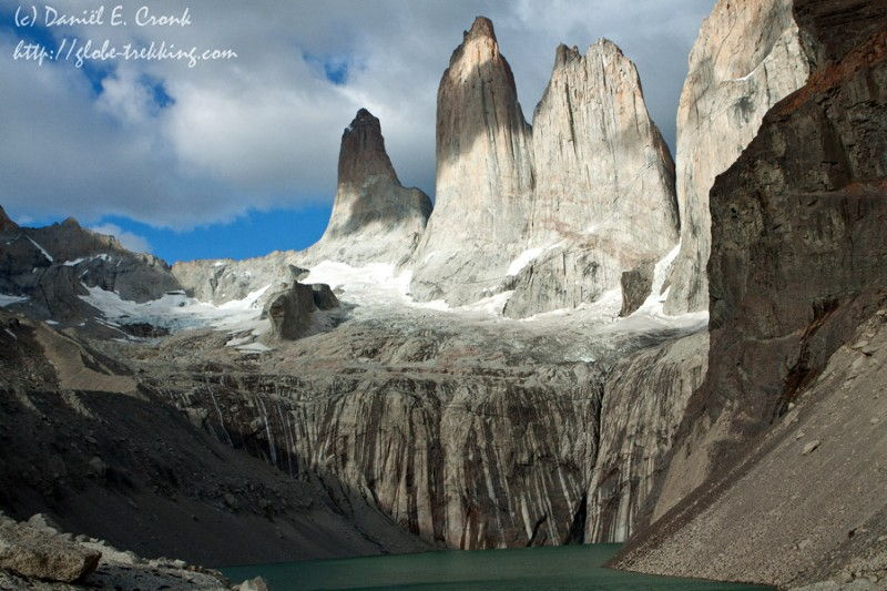 Travel Photo Roulette Torres del Paine Chilean Patagonia Globetrekking