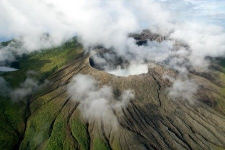 Costa Rica Top 5 Natural Wonders The Rincon de la Vieja Crator