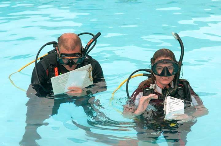 PADI Divemaster Training Guide