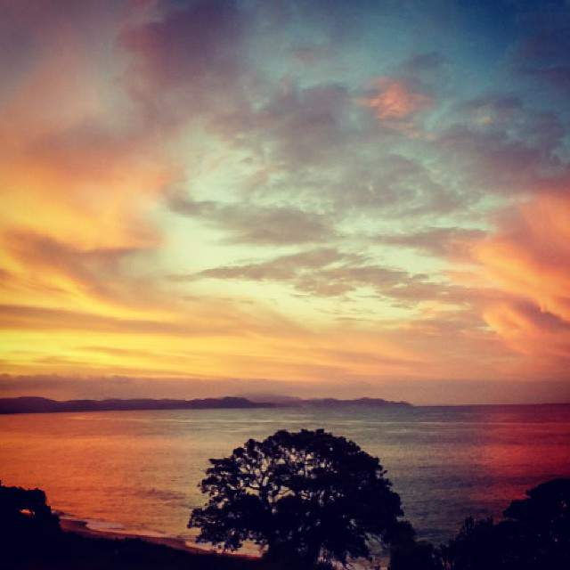 instagram-snapshots-of-the-coromandel-sunset-otama-beach