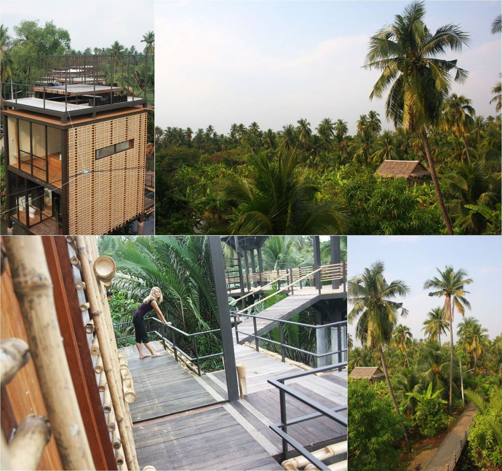 Bangkok Tree House Hotel top bloggers talk sustainable travel