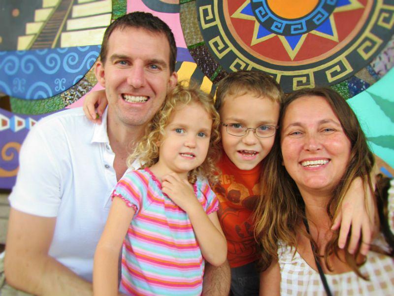 Family Pic Paseo de Montejo 800 opportunity and sacrifice
