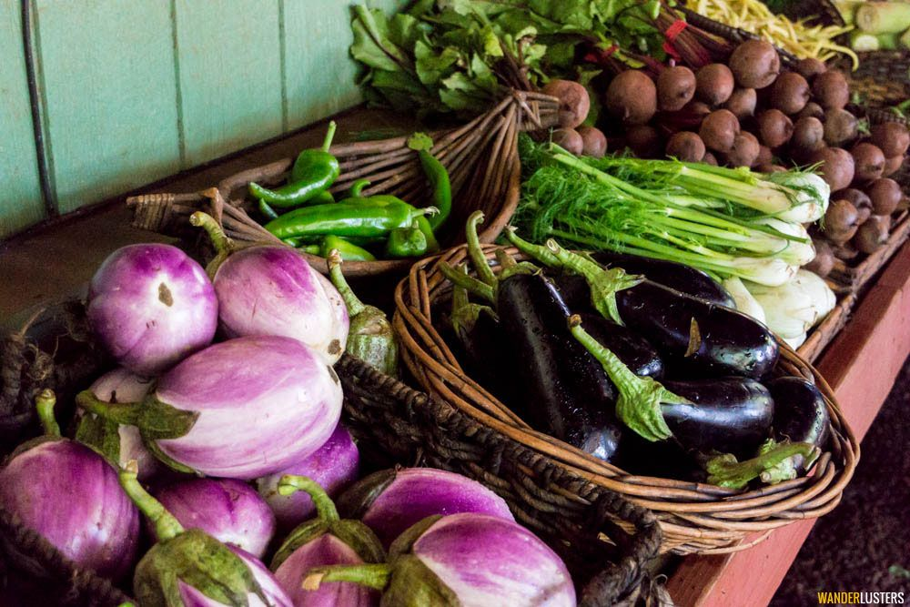 Organic Produce from Kumu Farms
