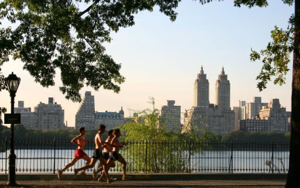best running routes in NYC