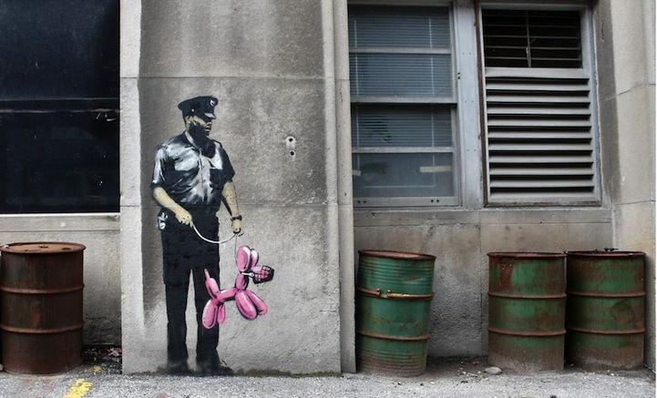 banksy-streetart-toronto-canada