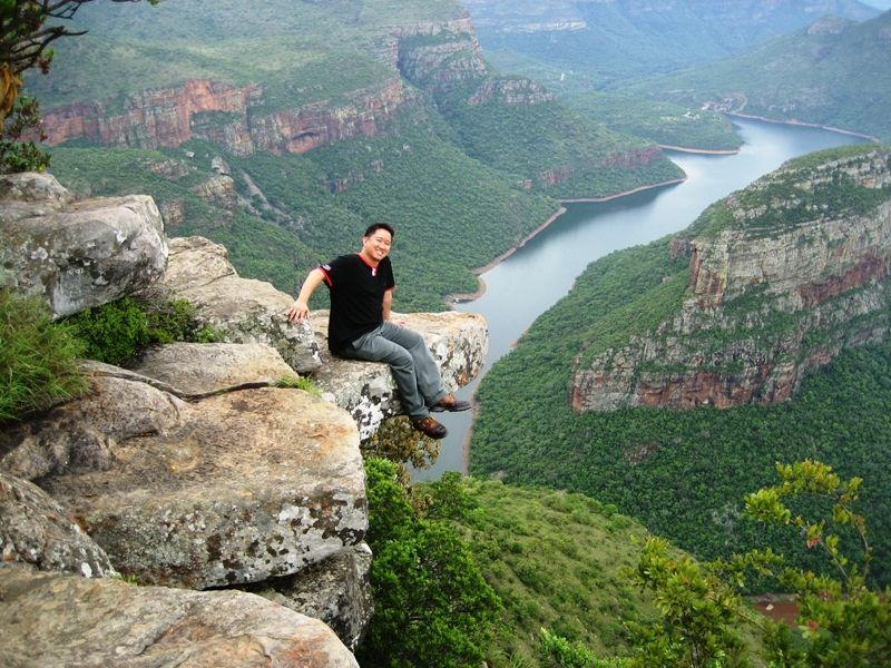 Travel Photo Roulette South Africa Blyde Canyon Fly Icarus Fly