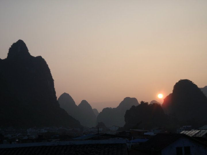 Travel Photo Roulette Yangshuo China -  Living The Dream