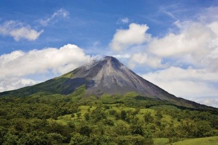 Costa Rica Top 5 Natural Wonders Arenal Volcano