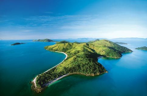 best job in the world The Island of Queensland