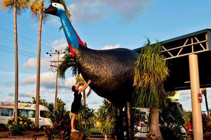 Australia's Big Things Cassawory Mission Beach QLD