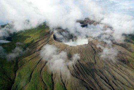 Costa Rica Top 5 Natural Wonders The Rincon de la Vieja Crator