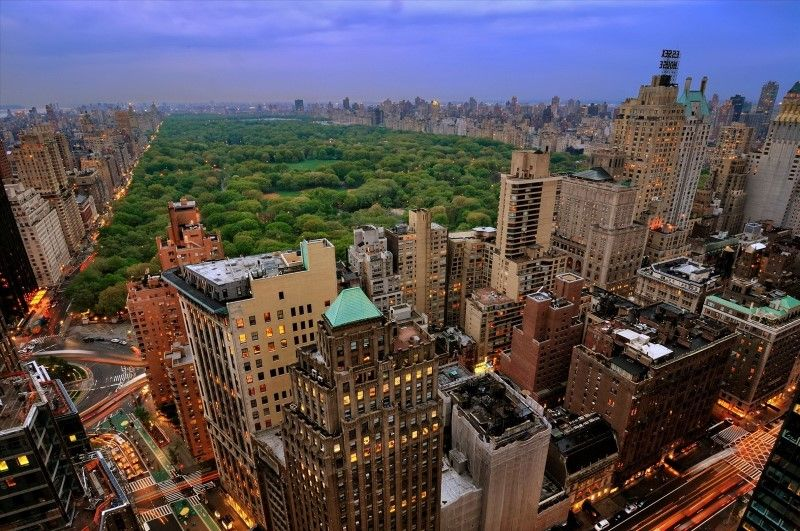 48-hours-in-new-york-Central_Park_at_Dusk_New_York_City