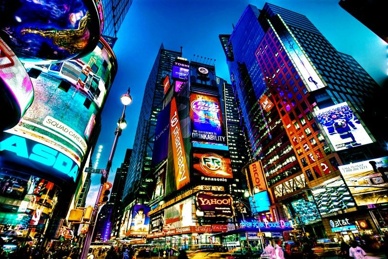 48-hours-in-new-york-Times-Square-New-York