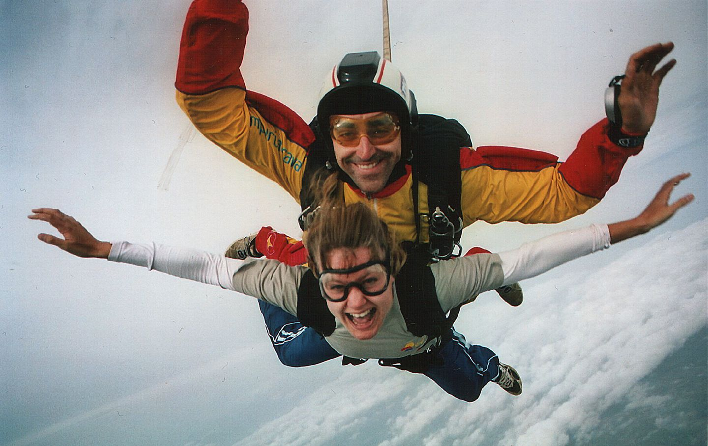 Skydiving Guy James via photopin cc