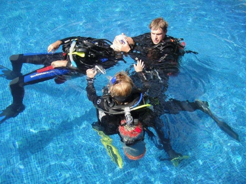 PADI Divemaster Training Guide