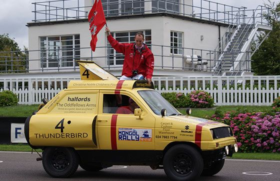 the mongol rally