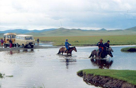 the mongol rally