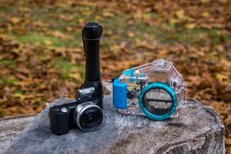 Travel Blogging Camera Kit
