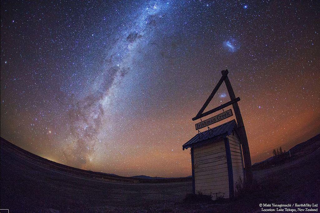 Discovering The Real Night Sky In The Aoraki Dark Sky