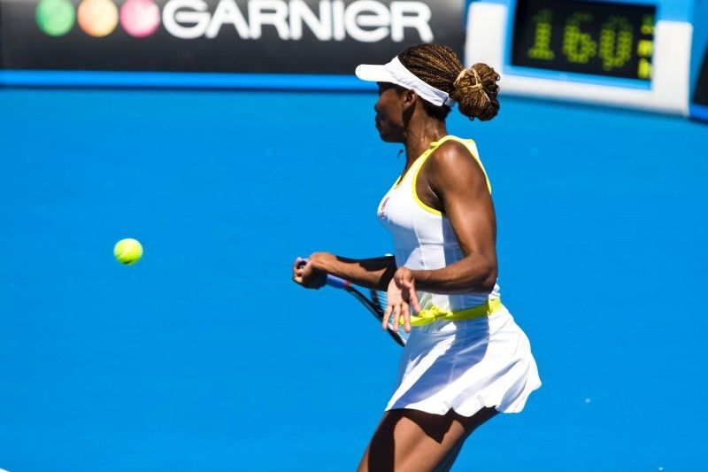 venus-williams-The Australian Open Spectator Guide