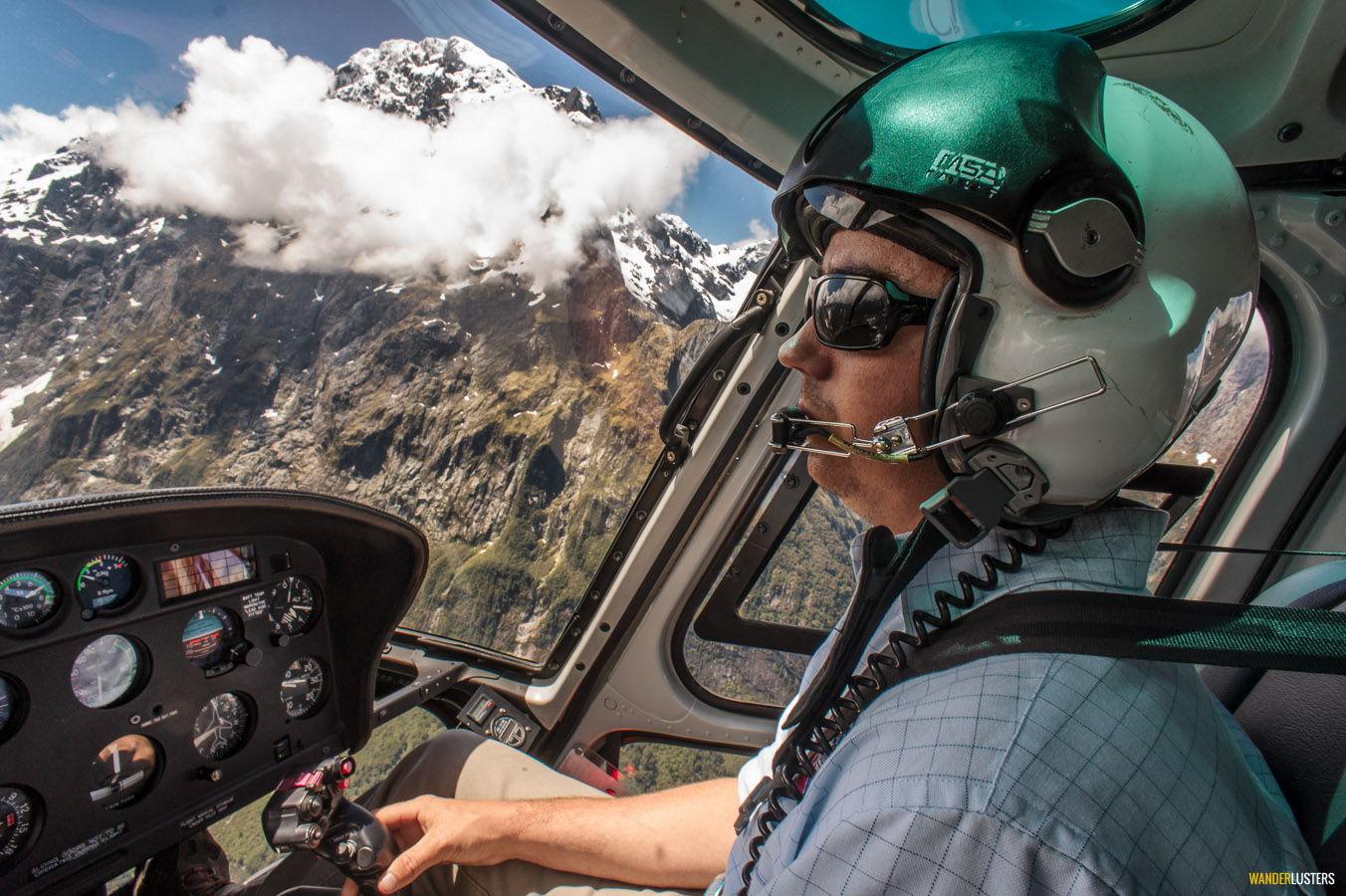 alpine escape helicopter-line-queenstown-pilot.