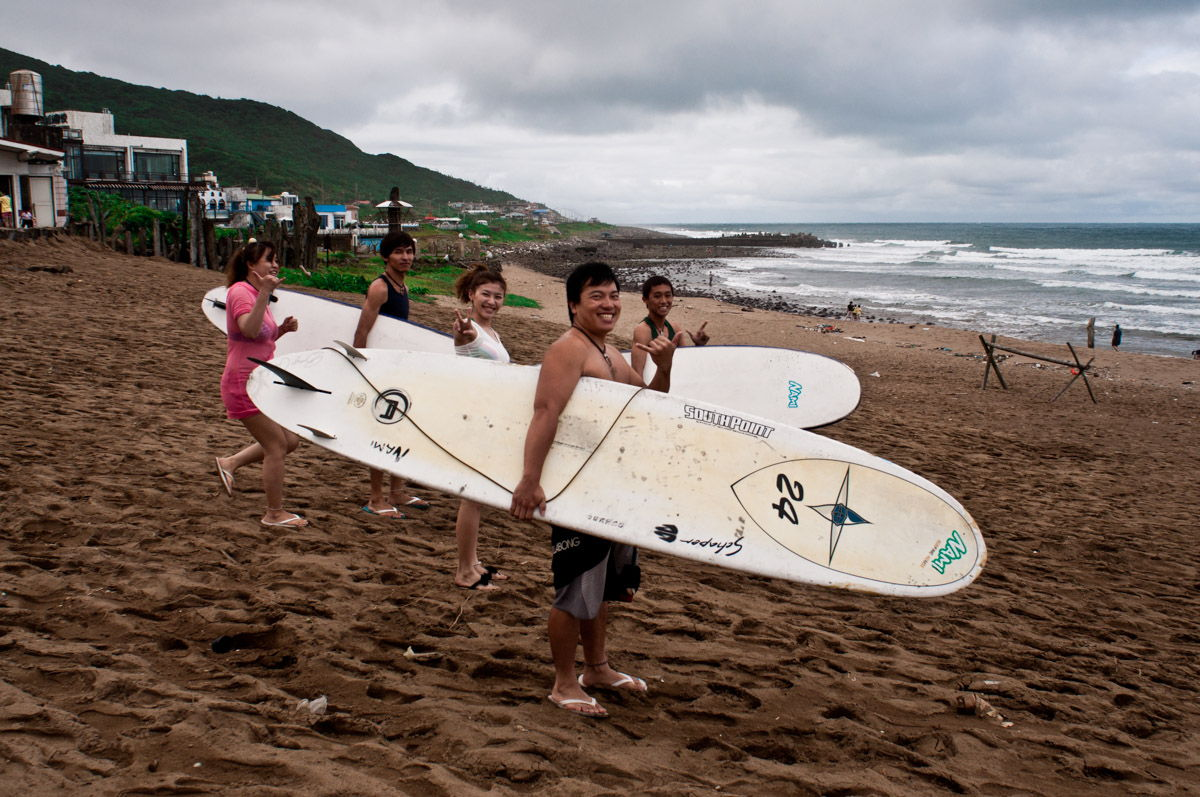Expat Insights From Taiwan Surfing Taiwan