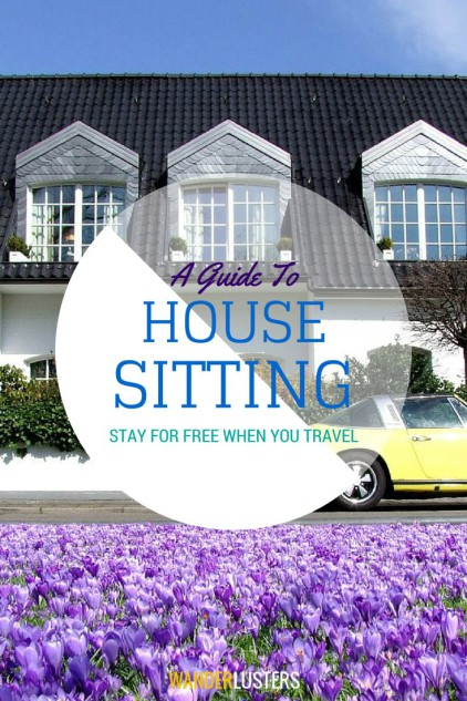 the ultimate house sitting guide
