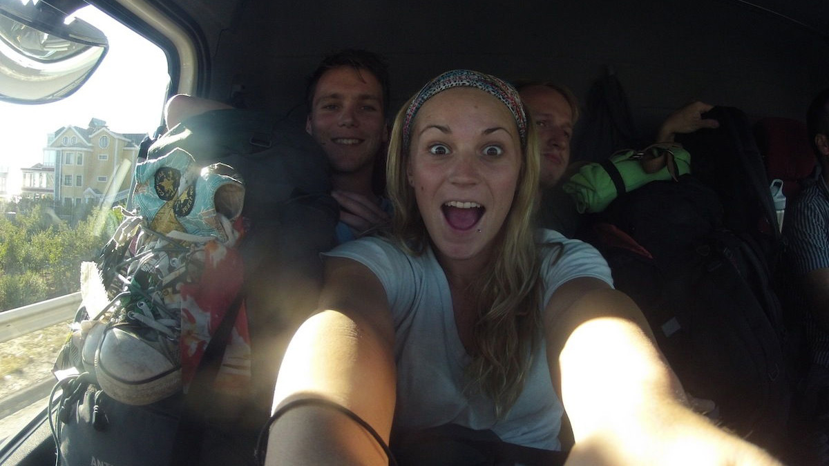 3-Hitchhikers-in-One-Small-Van-Turkey