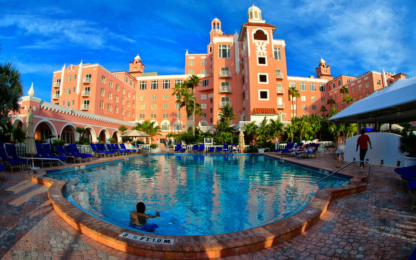 don-cesar-st-pete Luxury In St. Pete Beach