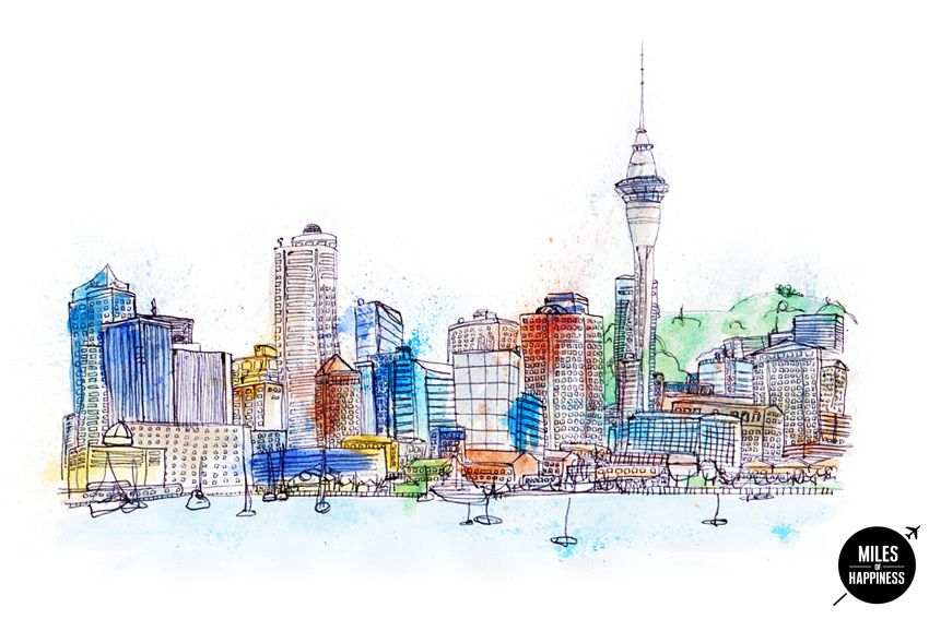 Illustrated Guide To Wild New Zealand