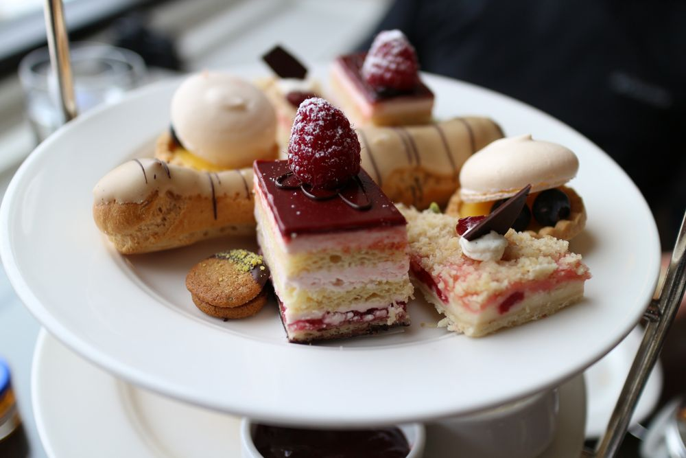 high tea venues in melbourne