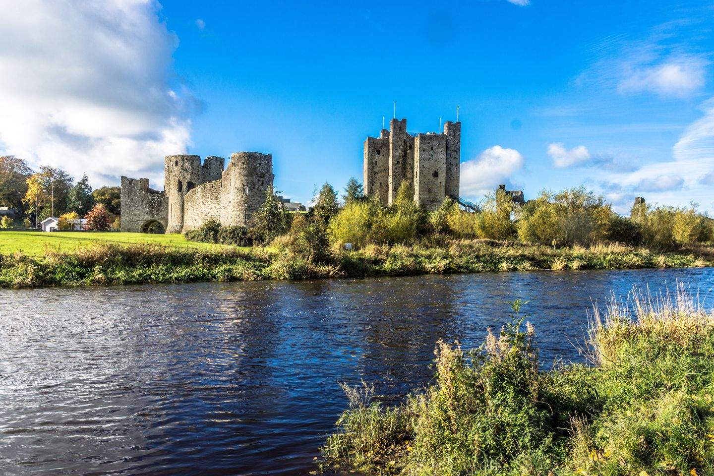 Trim Castle, Ireland   William Murphy