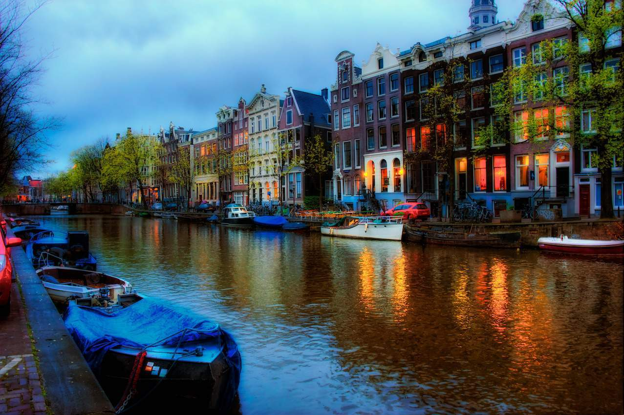 Amsterdam  Jim Nix