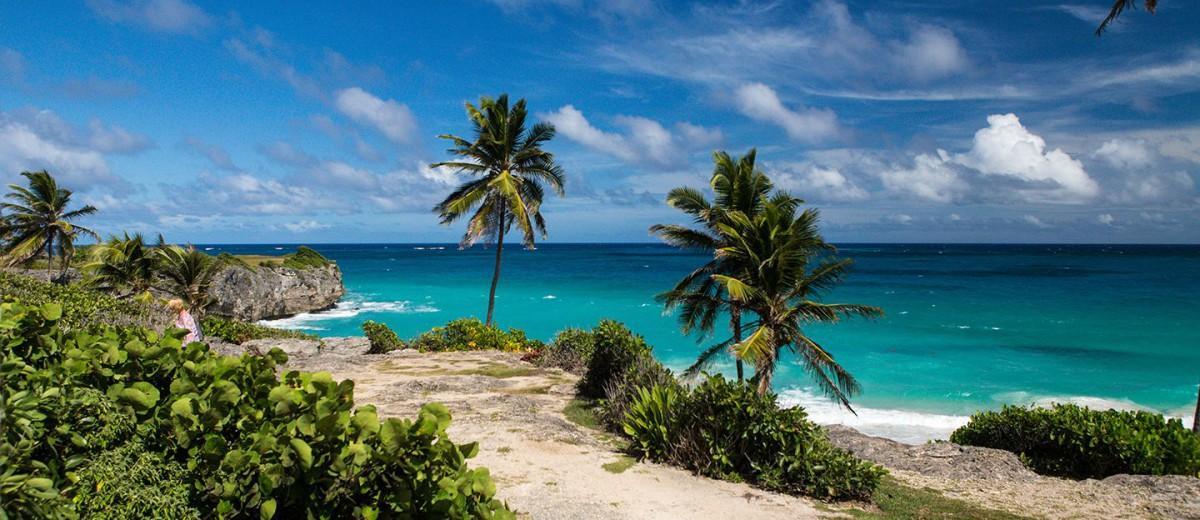 barbados-coastline
