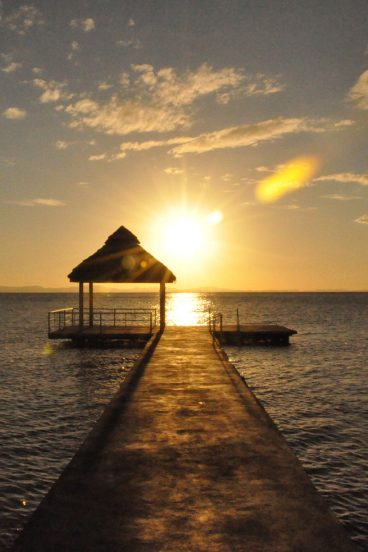 how to get to ometepe island
