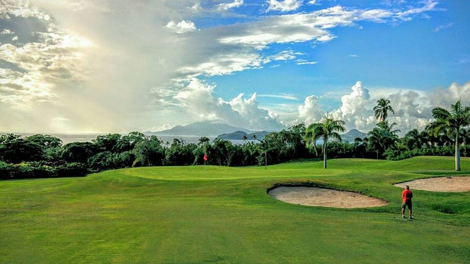 Guide To Nevis - Golf at the Four Seasons