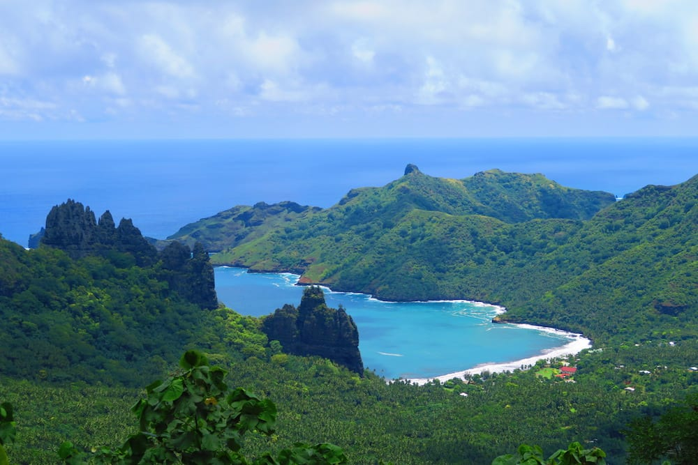 Nuku Hiva, Marquesas Islands - French Polynesia X DAYS IN Y