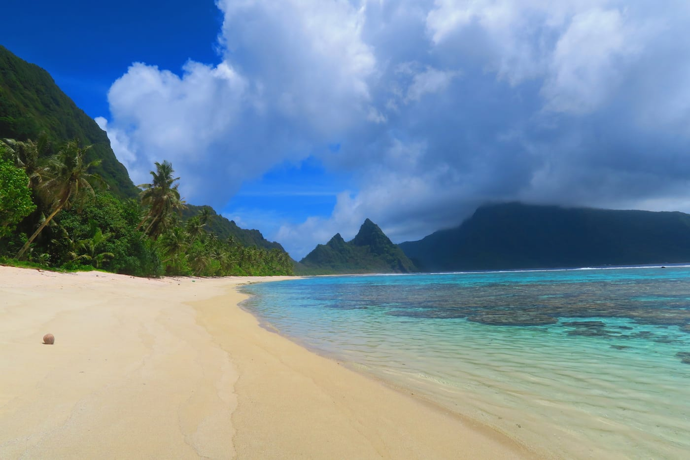 Ofu Beach, American Samoa - Featured Image X DAYS IN Y