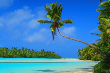One Foot Island, Aitutaki Lagoon - Cook Islands  X DAYS IN Y