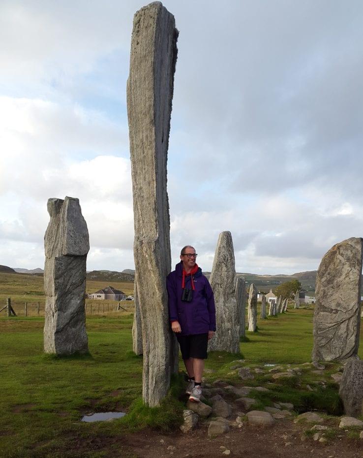 callanish neolithic stone site