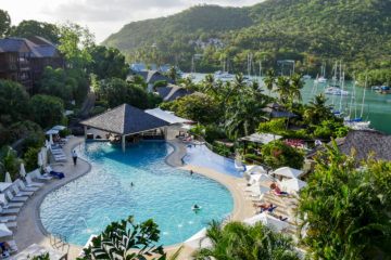 marigot bay offers adventurous travellers more