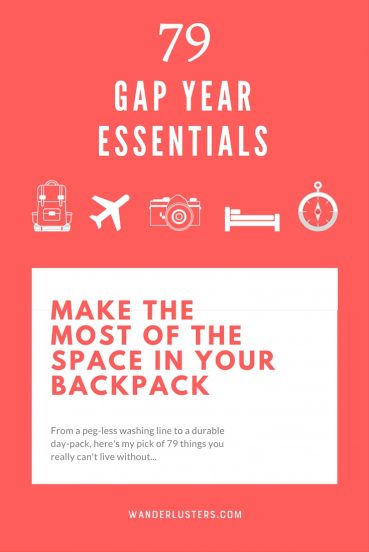Best Gap Year Travel Insurance