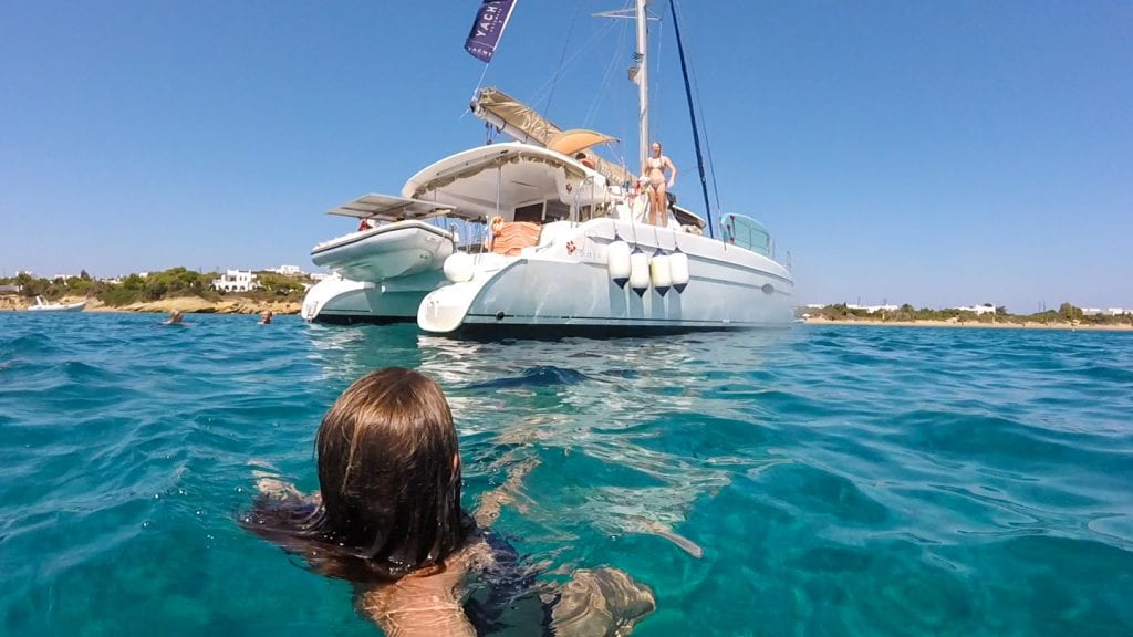 Yacht Getaways Greece Explorer review