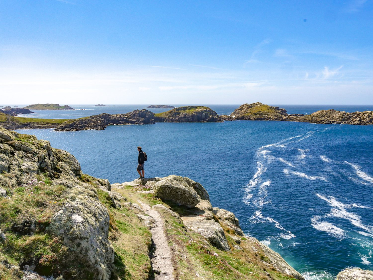 A 7 Day Isles of Scilly Itinerary for Active Travellers Who